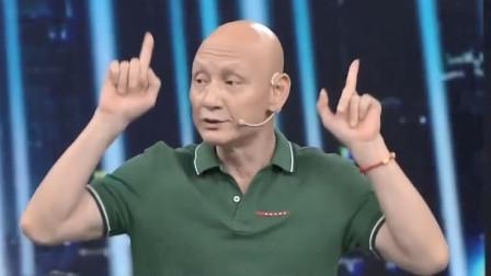 杜玉明:外貌的改变顺气自然,因祸得福,光头形象反而造就了他!