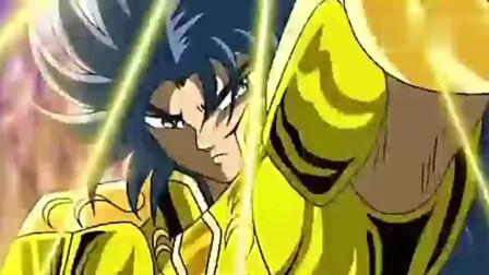 """圣斗士:在冥界,冥斗士竟敢小看""""双子座""""黄金圣斗士?结局很凄惨"""