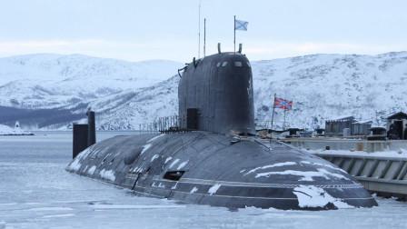 现役最隐蔽核潜艇,美军定位其为最大威胁,提醒东方追赶需30年