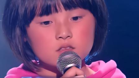 12岁农村女孩歌声太干净了,一首《飞云之下》百听不厌,开嗓就沦陷