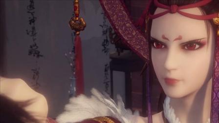 不良人3:李茂贞对女帝打起感情牌,女帝霸气表明立场