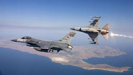 巴基斯坦战机上演空中竞赛,雷电PKF16,冠军归属毫无意外