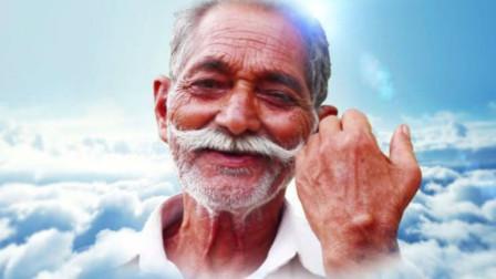 印度73岁美食博主,600多万人看他做饭,他的离世让无数网友心碎!