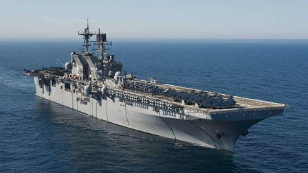 除了11艘核航母外,美军还隐藏另一超级舰队,战力不逊于辽宁舰