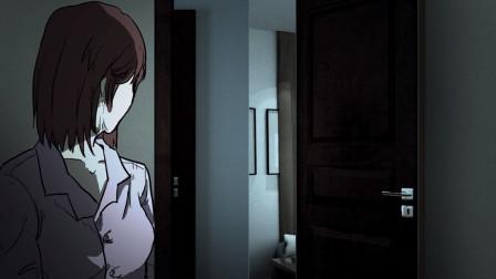 独居女孩家里闯进了人,到处都找不到,没想到竟然藏在了被窝里!