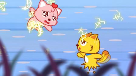 猫小帅故事迷宫里的梦幻国