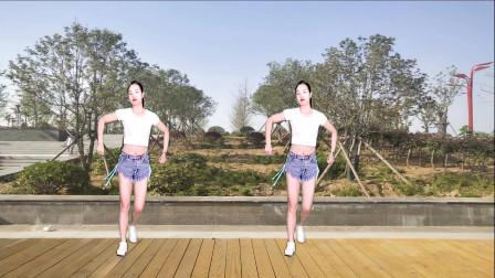 点击观看《驿城微笑燃烧脂肪瘦身美体《风的季节DJ》大众健身舞》