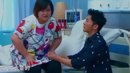 李晨和贾玲飙戏《宝贝计划》 刚开始就忘词竟然在手上打小抄!