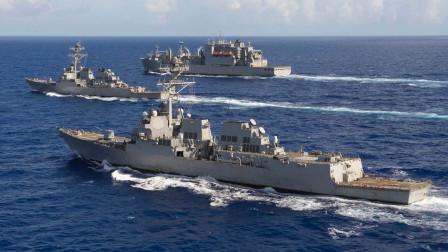 美国欠债23万亿,海军355艘舰艇计划成泡影,更糟糕的事还在后头