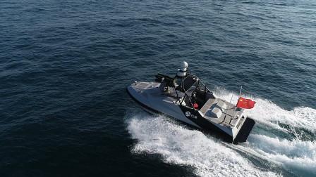 """中国最小""""神盾舰""""下水,威力十分强大,或可引领无人海战潮流"""