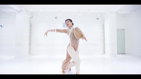单人年会古典舞视频《渔光曲》