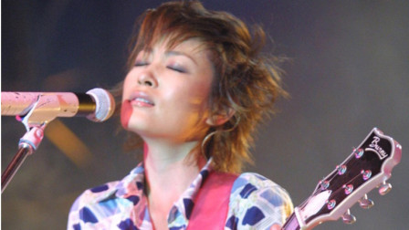 当年这首歌红遍全国各地,她要是没去世,估计歌坛一姐就不是那英了!