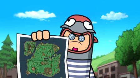 香肠派对 :新地图还没做好,就被大家知道了