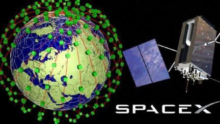 为了追赶中国5G技术,美国公布一超级工程,4.2万颗卫星排队上天