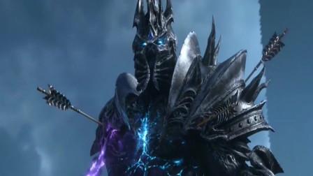 魔兽世界:将9.0CG到访,接下来的这一幕,难道说希尔瓦娜斯是巫妖王的缔造者?