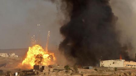 大批伊朗制导弹爆炸,中东港口陷入火海:上万士兵逃离战场