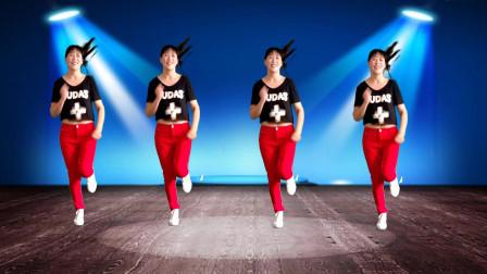 青春洋溢《强力跑步舞》简单几步,跳起来满头大汗,一起欢呼吧!