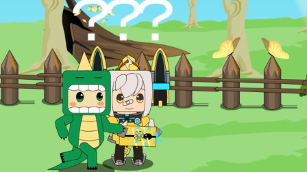 迷你世界格斗动画第82集:迷斯拉耍赖偷走喵小糖的武器