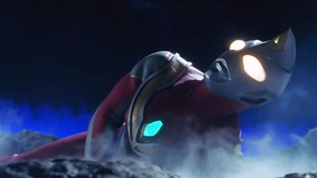 奥特曼在异星球遇难,被作战队员抛弃,绝望的被冻成冰雕!