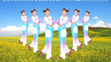 点击观看《云豫风彩广场舞《哑巴新娘》初级入门16步》