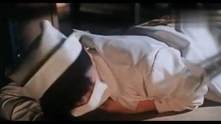 影视《原振侠与卫斯理》粤语版,张曼玉假冒护士救人,差点就拖了后腿