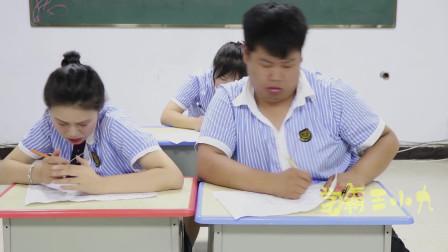 学霸王小九:学霸考试100分给老师要奶吃,老师问想吃什么奶,学霸的回答真逗