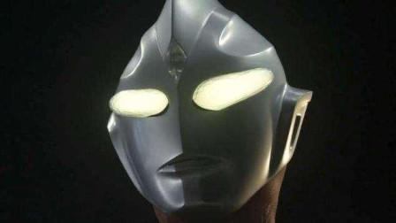 奥特曼中花里胡哨的造型,有的戴帽子有的戴耳机,他:还我面具!