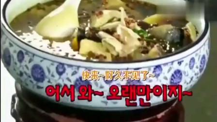 韩综:韩星来中国吃正宗川菜,为了碗水煮鱼差点打起来,中国美食的魅力!