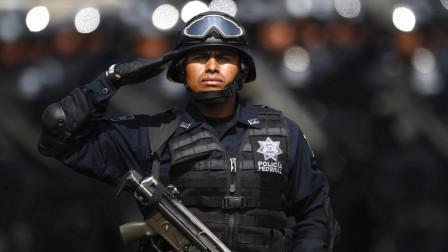 慘劇!墨西哥警察身中150槍喪命街頭,只因抓了毒梟兒子慘遭報復!