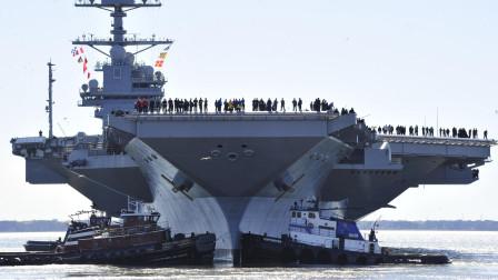 12万吨核航母即将亮相,标配五代隐身战机,俄专家:领先世界20年