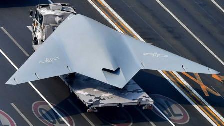 """飞行时速超7500公里,国产""""超高速无人机""""亮相,可突防大型航母"""