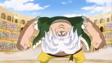 海贼王:路飞很气愤,自己爷爷惹出来的事,青椒却来找路飞算账!
