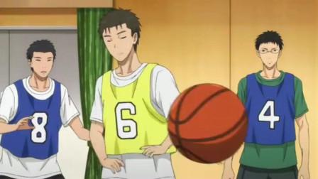 """黑子的篮球:""""零""""存在感,他的传球,完全没有人档!"""