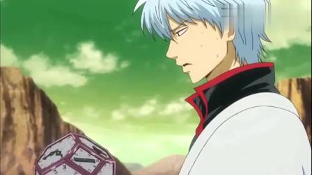 银魂:七龙珠乱入,长谷川和源外老爷子也有戏份