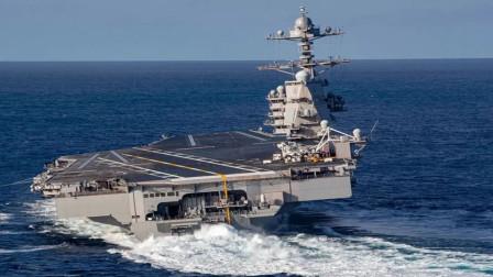 11万吨核航母带伤出海,军方下令不惜代价解决问题,俄称露出原形