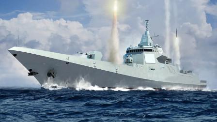 中国找到美国航母最大弱点!东风17搬上055大驱:灌顶攻击航母甲板