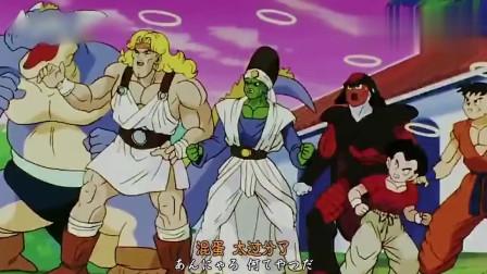 龙珠:布欧闯入大界王星,连已经死去的人都不放过太邪恶了!
