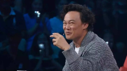 陈奕迅参加好声音,假装破音笑死导师,网友:实力歌手都这么坑人吗