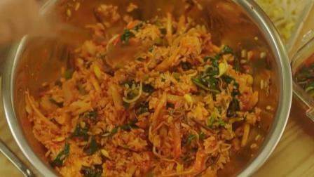 美食:韩国的大锅饭,色香味俱全,一口一个满足!幸福感爆棚!