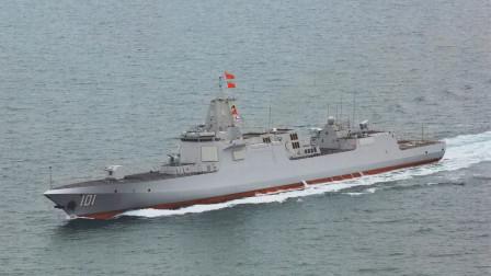 052D去国外参加活动,为何我国最先进的驱逐舰,055大驱没有出国之旅?