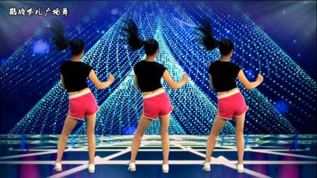 点击观看《鹤塘紫儿广场舞 时尚舞步,64步《风的季节》广场舞》