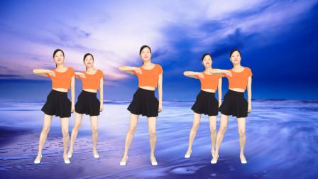 点击观看广场舞优选《我的爱要你知道》最新流行摆胯健身操视频
