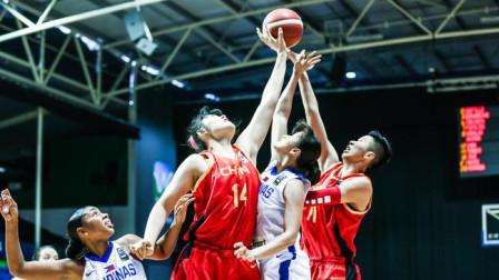 奧運資格賽: 韓旭26+9 女籃78分狂勝菲律賓晉級