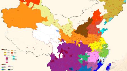 全國各地的方言都在這兒!你能聽懂幾種?