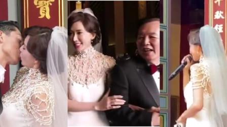 世紀婚禮!回顧林志玲大婚全過程,從入場到誓詞超感人