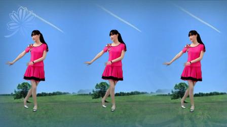 点击观看《新创入门广场舞《迷茫的爱》32步简单跳法,好看又好学!》
