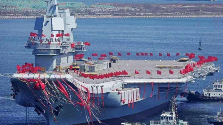 采用20厘米厚特种钢建造,中国首艘航母为何会生锈?美军专家解答