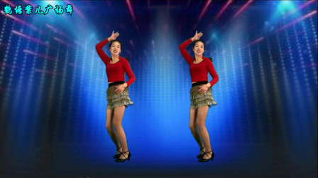 动感十足,最新网红舞《我的爱要你知道》