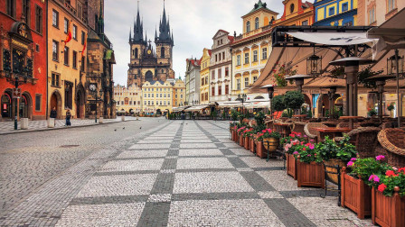 为什么欧洲城市街道几乎不种树,绿化程度在全世界却名列前茅?