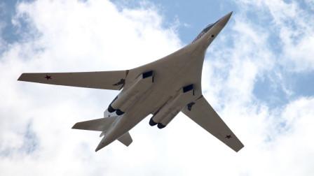 图-160遭遇F-35A,飞行员一脚油门,让美制战机只能闻尾气